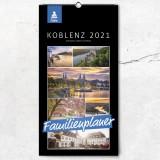 Schönes Koblenz WG- & Familienplaner 2021