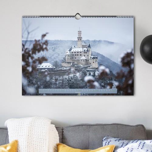 Schönes Koblenz 2021 Wandkalender (DIN A2) - Januar
