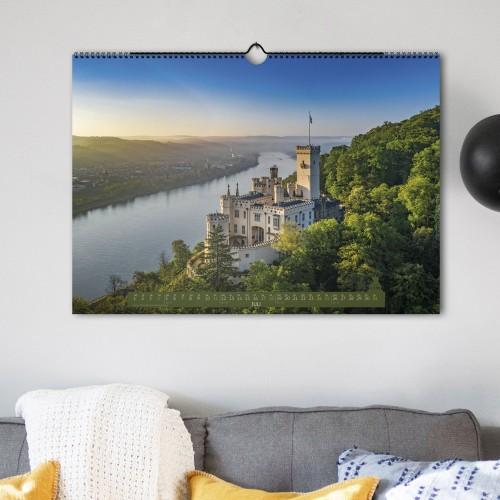 Schönes Koblenz 2021 Wandkalender (DIN A2) - Juli