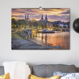 Schönes Koblenz 2021 Wandkalender (DIN A2) - November